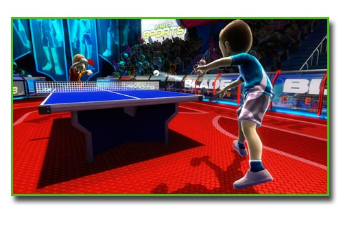 Kinect Sports For Xbox 360 Review: Another Kinect Title That Will Give